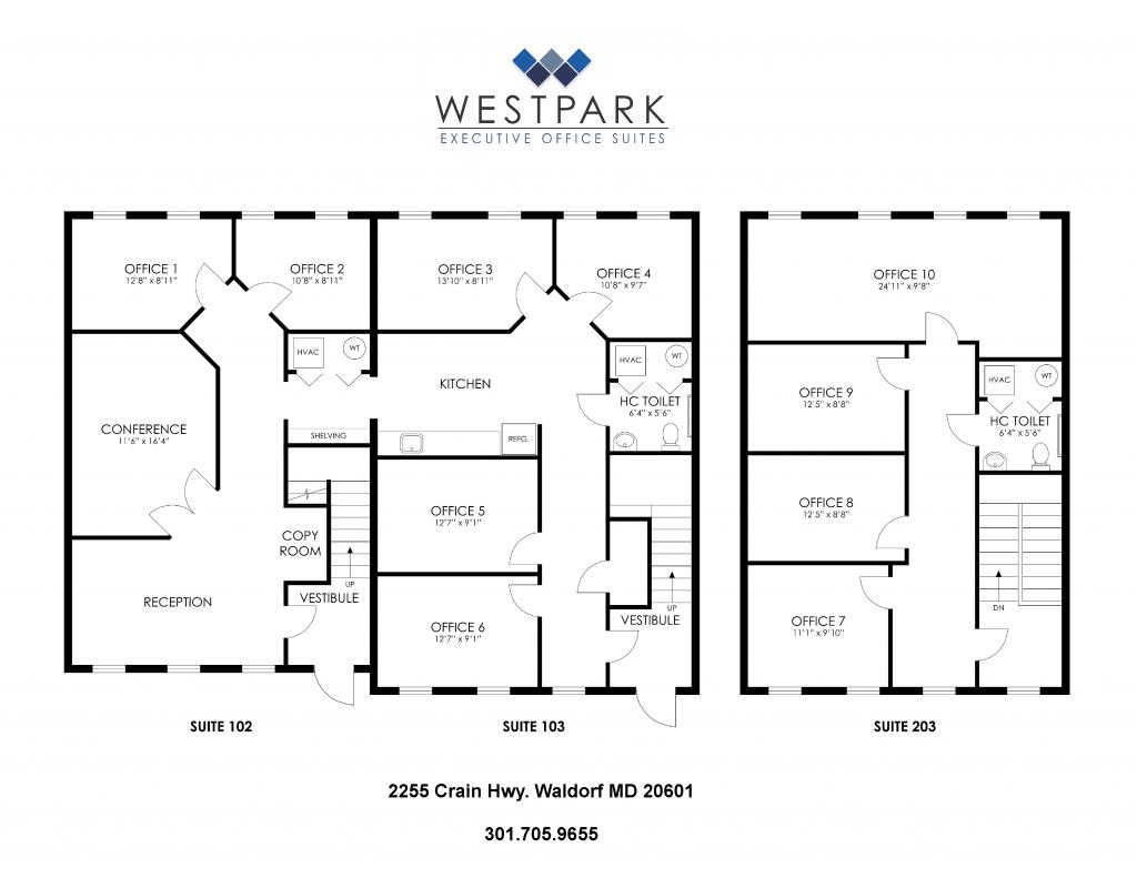 Westpark Floor Plan